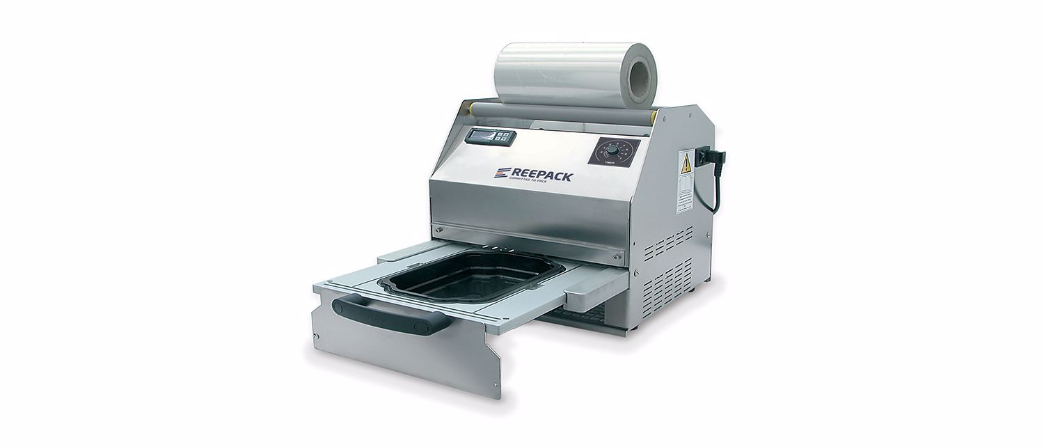 DECA MAP Packaging - fully electric tray sealing machines