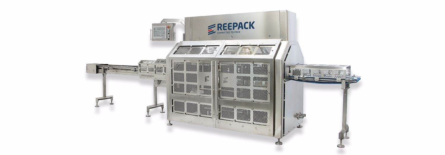 DECA High speed automatic tray sealing machines