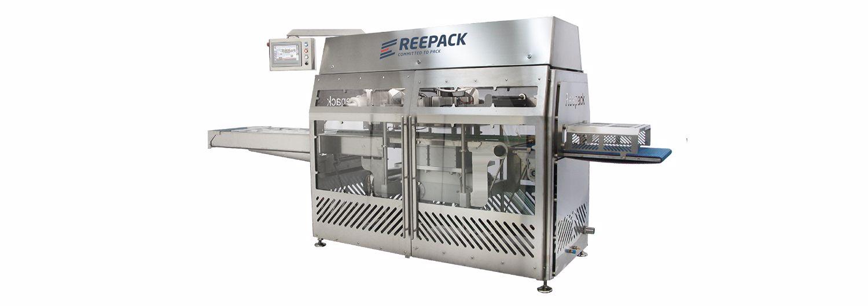 DECA MAP Packaging - electro-pneumatic tray sealing machines